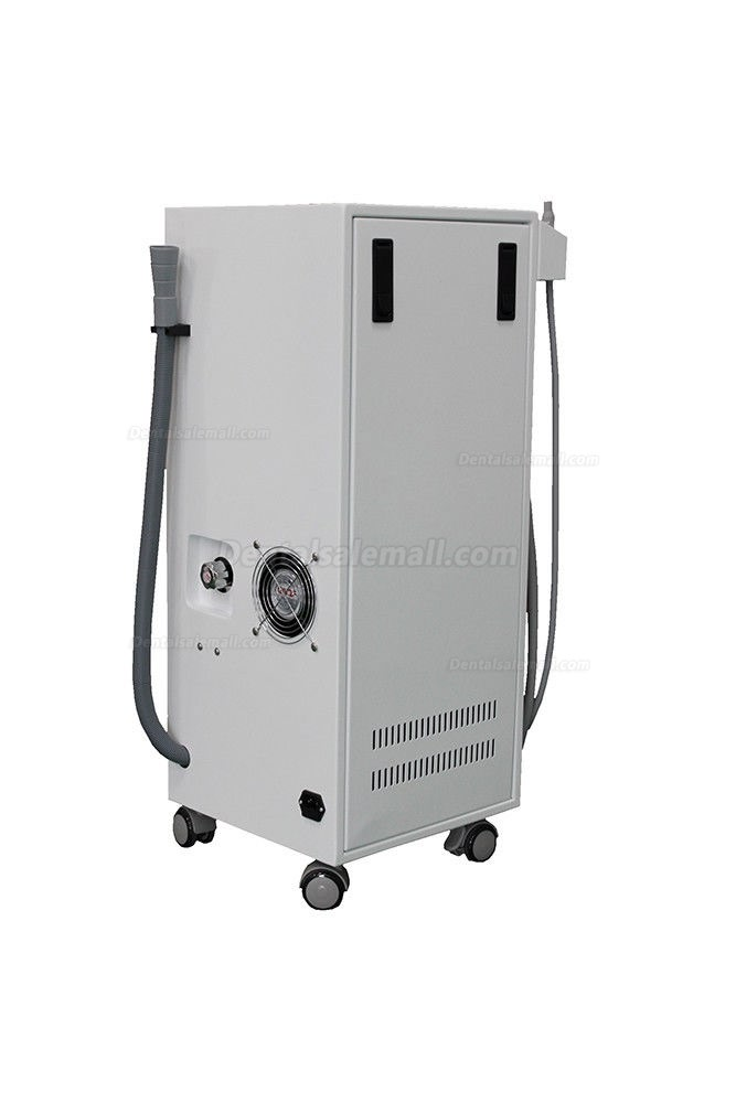 GREELOY GSM-300 Moible Dental Suction Unit Vacuum Pump 350L/min with Strong Suction