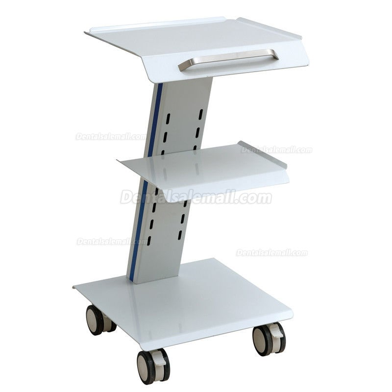 Mobile Steel Cart Trolley Medical Trolly Spa Salon Equipment for Doctor Dentist