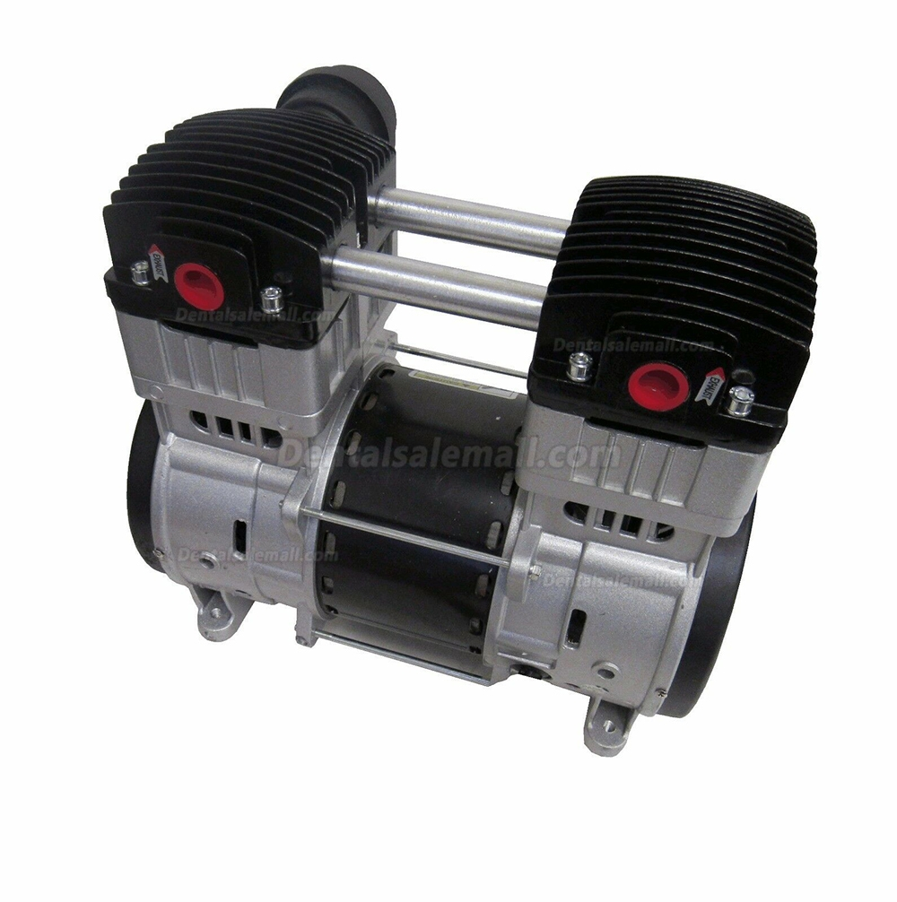 Buy Discount Greeloy 2 Hp Silent Oil Free Air Compressor Motor Pump Gm1600 From China Dentalsalemall Com